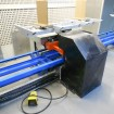 4 power free floor conveyor birail xd37 45 05